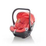ZOPA X1 Plus i-Size 2018 Coral Red + ISOFIX