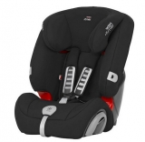 BRITAX EVOLVA 123 PLUS 2018 COSMOS BLACK