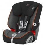 BRITAX EVOLVA 123 PLUS 2018 BLACK MARBLE