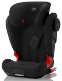 ROMER KIDFIX XP SICT Black Edition 2018 Cosmos Black