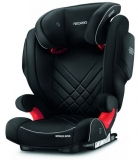RECARO MONZA NOVA 2 Seatfix 2018 Performance Black
