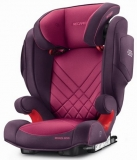 RECARO MONZA NOVA 2 Seatfix 2018 Power Berry