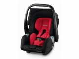 RECARO PRIVIA EVO 2018 Racing Red +ISOFIX