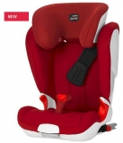 ROMER KIDFIX II XP 2018 Flame red