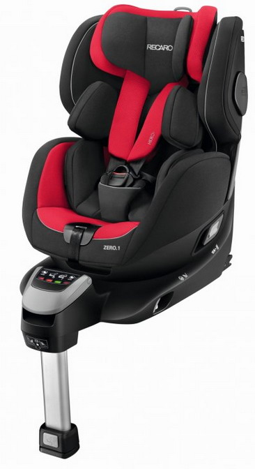 RECARO ZERO.1 I-Size 2021 Racing Red