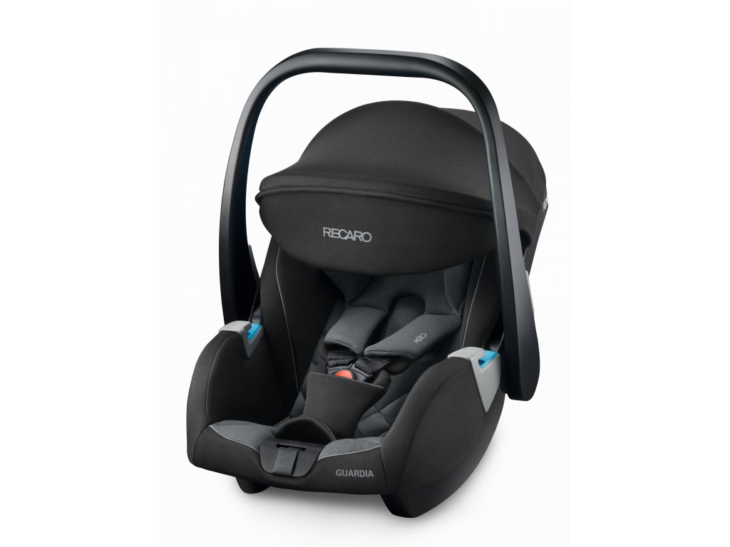 RECARO GUARDIA 2019 Carbon Black