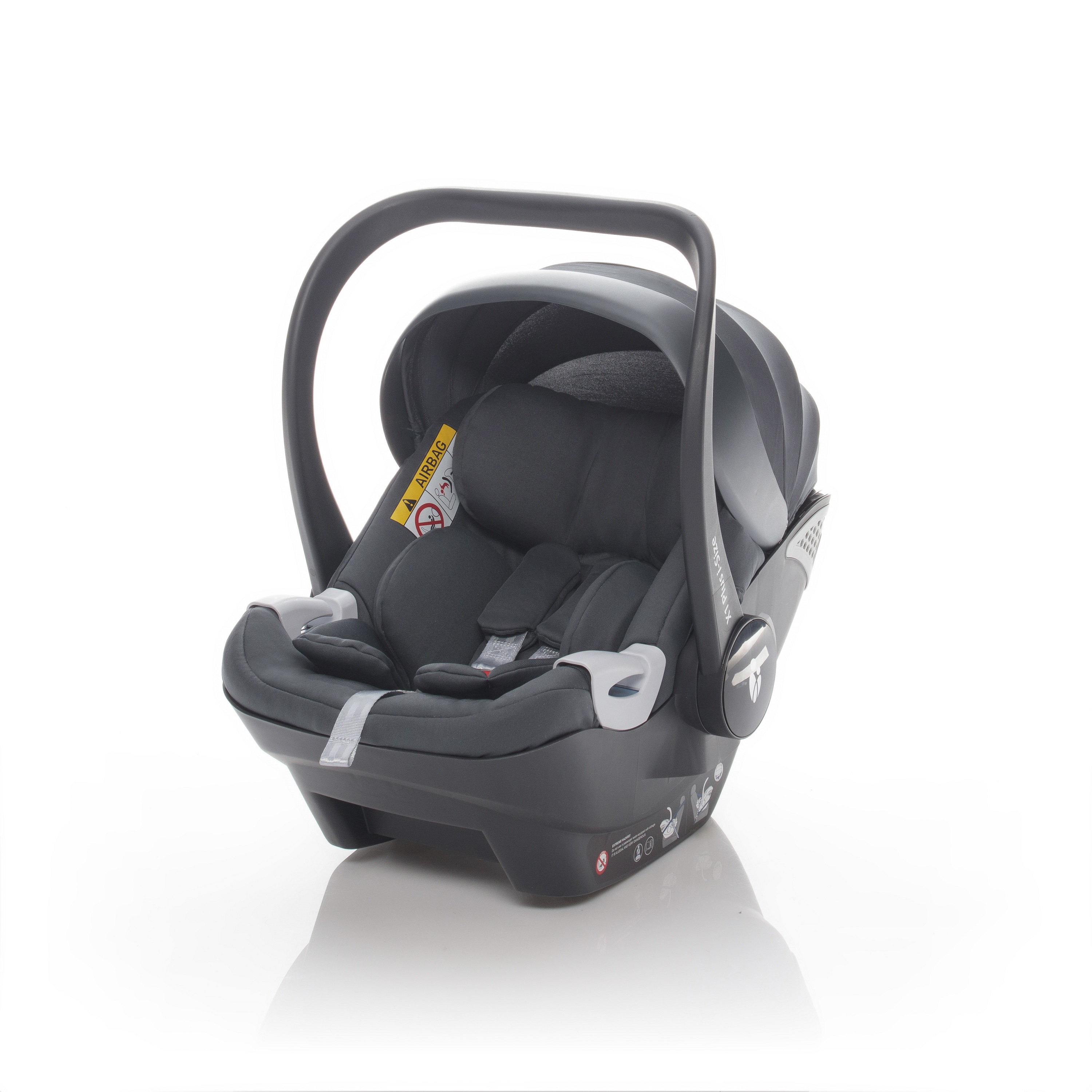 ZOPA X1 Plus i-Size 2018 Moon Grey + ISOFIX