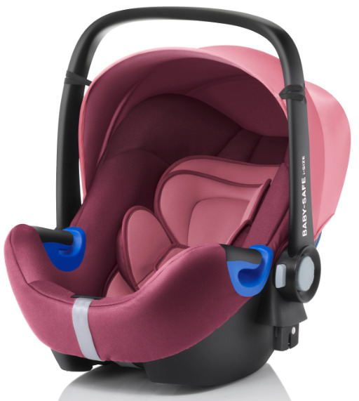 ROMER Baby-Safe i-Size 2018 Wine Rose