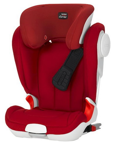 ROMER KIDFIX XP SICT 2018 FLAME RED