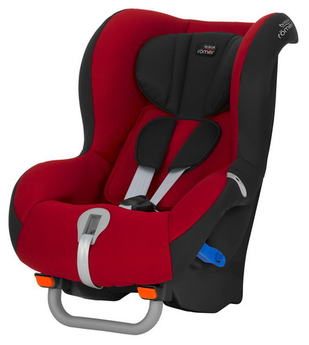 BRITAX MAX-WAY 2018 FLAME RED