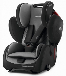 RECARO YOUNG SPORT Hero 2019 Carbon Black