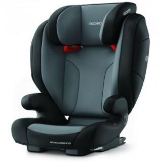 c1dfc72f6f4 RECARO Monza Nova Evo Seatfix 2019 Carbon Black empty