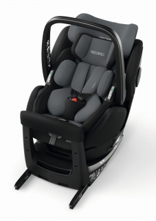 RECARO ZERO.1 Elite 2019 Carbon Black
