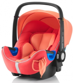 ROMER Baby-Safe i-Size 2018 Coral Peach