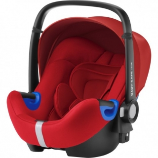 ROMER Baby-Safe i-Size 2018 Flame Red