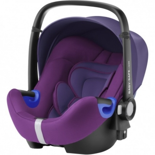 ROMER Baby-Safe i-Size 2018 Mineral Purple