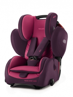 RECARO YOUNG SPORT Hero 2019 Power Berry
